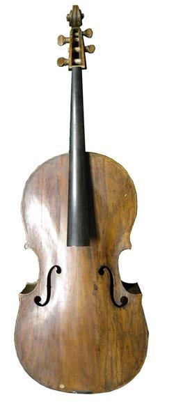 Basse de violon   Carlo Giuseppe Testore